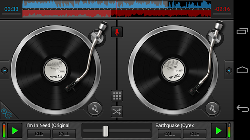 DJ Studio 5 - Free music mixer screenshot 1
