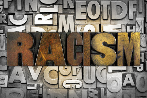 The word racism Picture Credit: Thinkstock