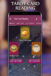 Tarot Cards - Free Tarot Reading & Daily Horoscope - Apps on