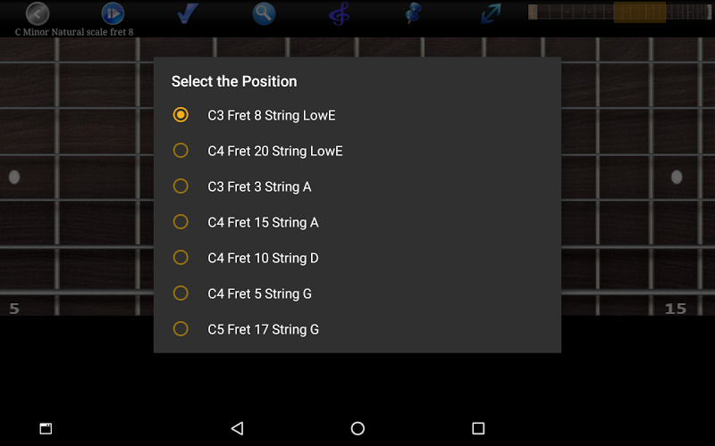 Guitar Tutor Pro - Learn Songs Screenshot 19