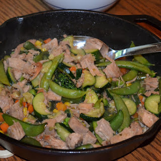 Sweet and Sour Stir Fry (GAPS-legal).