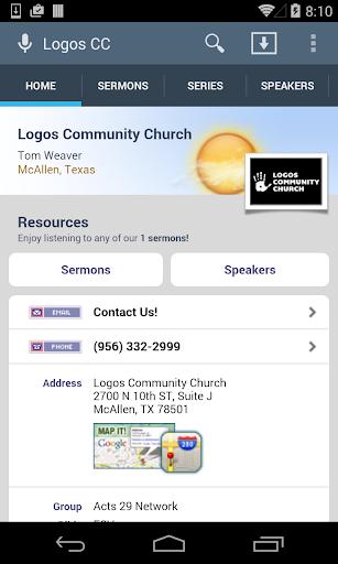 Logos Community Church