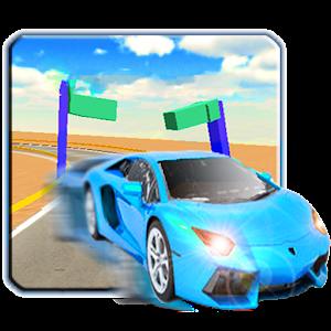 Race Extreme Stunt Car 3D Gratis