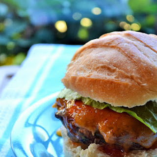 Tex Mex Turkey Burger