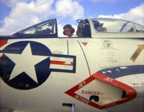 Photo: Michael Main '69 VT 26 Plane Captain/AE Shop