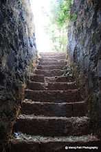 Photo: Stairs move up from Chor Darvaja
