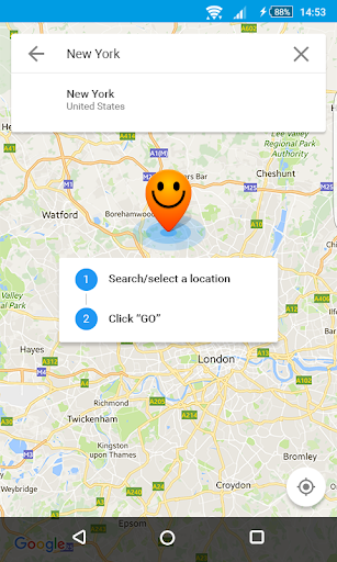 how to download change location for vuze download