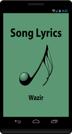 Hindi Lyrics of Wazir
