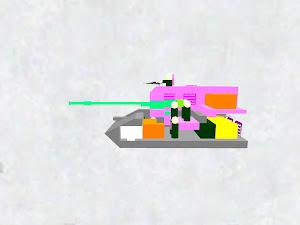 山裾連邦の近代戦車内部を公開