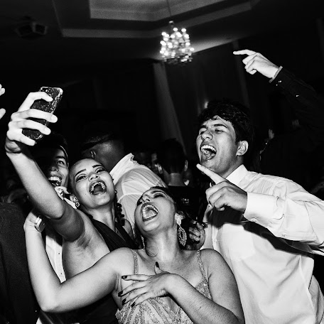 Wedding photographer Cleisson Silvano (cleissonsilvano). Photo of 02.01.2018
