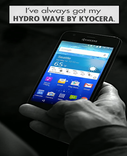 Kyocera Hydro WAVE on T-Mobile