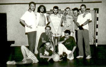 Photo: Aszus Boys czyli drużyna absolwentów po meczu piłki nożnej