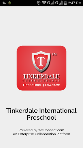 Tinkerdale International Pres.