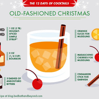 An Old Fashioned Christmas (Cocktail).