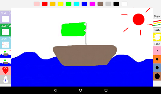 Simple Draw Pad (No Advertisement) Screenshot