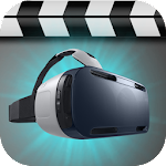 VR Crazy Video Player SBS : 3D Videos Player Icon