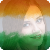 India Flag Photo DP