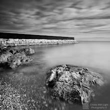 Photo: This is my addition to #MonochromeMonday, kindly curated by +Siddharth Pandit   This is the 5th image from my Vancouver Island series, created at the Ogden Point Breakwater in Victoria, Vancouver Island. This was created after my Michael Levin workshop, which was a game changing experience for me.  All feedback is good feedback :-)  Please visit my website to view more of my images: http://www.createwithlightphotography.com  #PlusPhotoExtract #GrantMurray #CreateWithLightPhotography