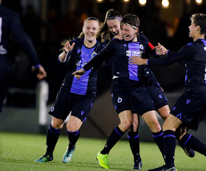 📷   Lekker nieuws om de dag af te sluiten: Julie Vanloo neemt afscheid van Club Brugge ... met eclairs