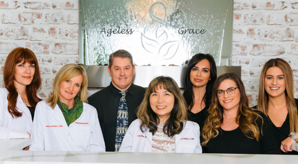 Dermatology Staff - Ageless Grace Laser Skin and Wellness