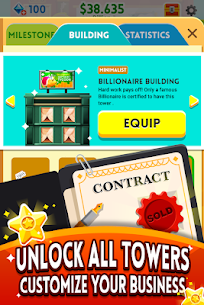 Cash Inc Mod Apk 2.3.17.1.0 (Unlimited Money + Infinite Gems) 5