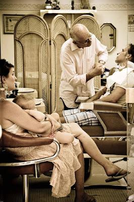 Il Barbiere di Simona Ranieri