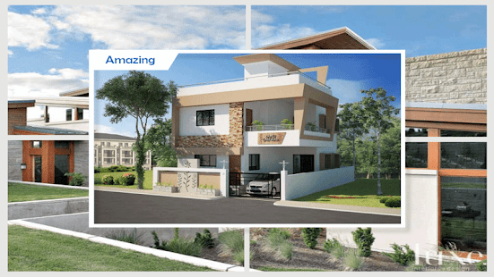 Awesome Front Elevation Design - náhled