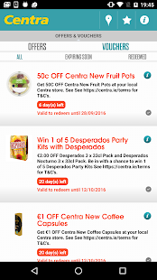 Centra - Offers & Vouchers- screenshot thumbnail