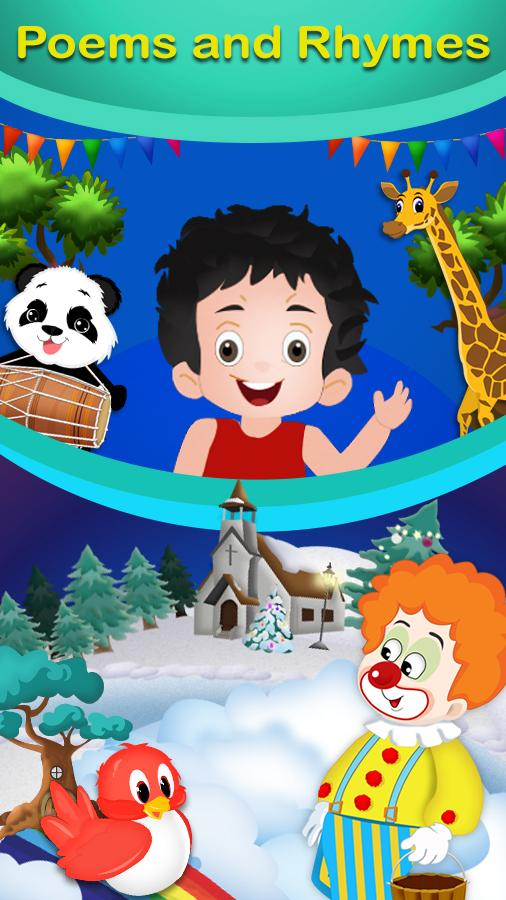 Poems and Rhymes for Kids Learning- screenshot