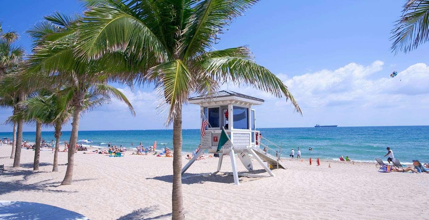 Norwegianin lentodiilit Florida, Fort Lauderdale
