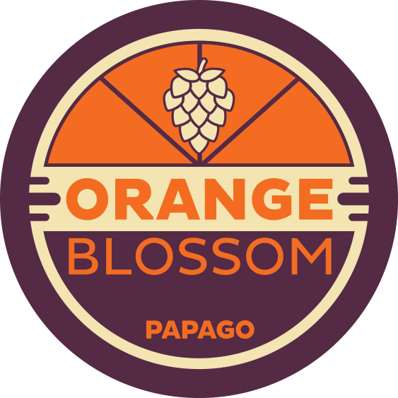 Logo of Papago Orange Blossom