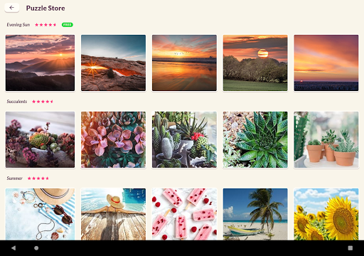 Puzzle+ Nature screenshot 12