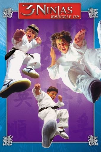 3 ninjas knuckle up 1995 นินจิ๋ว นินจา นินแจ๋ว 3