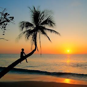 Punta Leona,Costa Rica by Benoit Beauchamp - Landscapes Travel