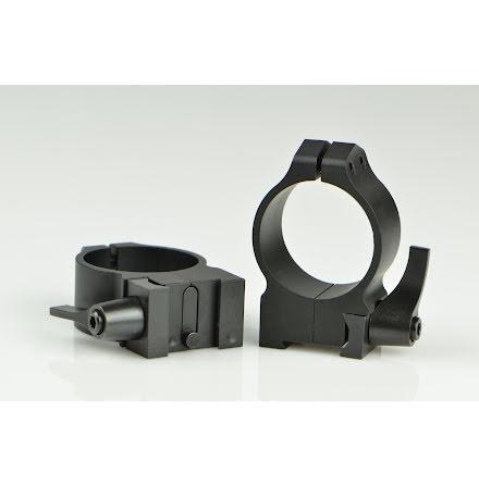 Warne 14TLM 30mm Tikka QD Medium Rings