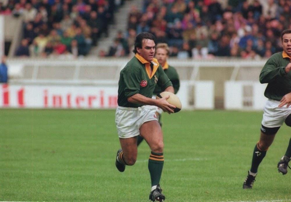 Springbok legend Danie Gerber tests positive for Covid-19 in PE