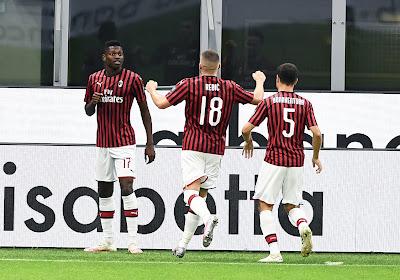 AC Milaan en Alexis Saelemaekers houden Juventus van zege na onwaarschijnlijke comeback
