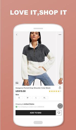 SHEIN-Fashion Shopping Online 6.4.6 screenshots 3