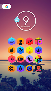 Zondi - Icon Pack Screenshot