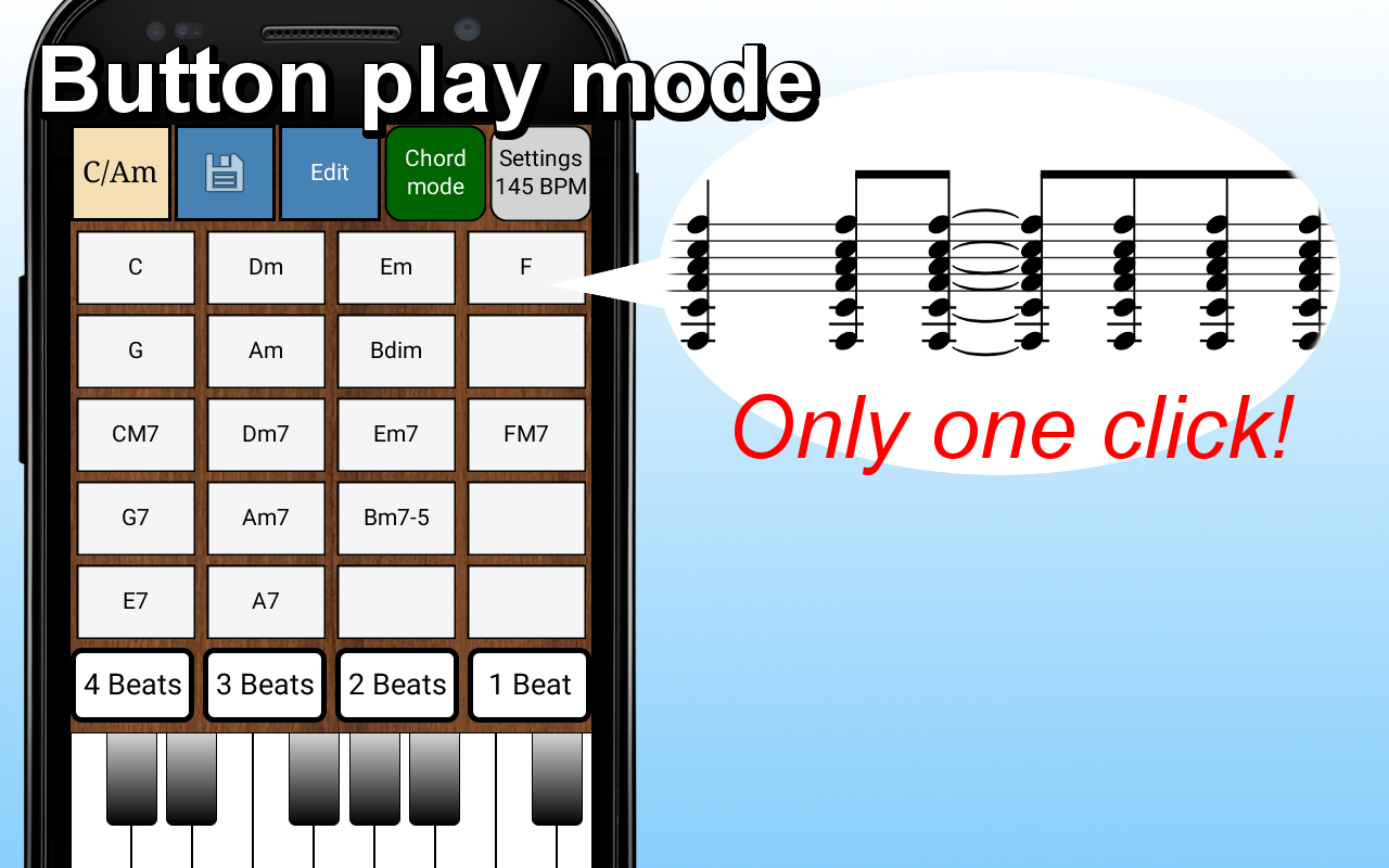 Guitar chords player android apps on google play guitar chords player screenshot hexwebz Choice Image