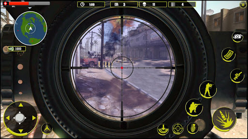 Wicked Guns Battlefield : Gun Simulator for PC