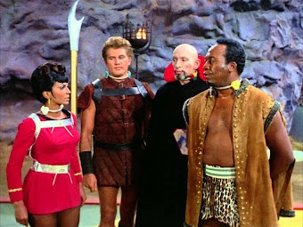 The Gamesters of Triskelion