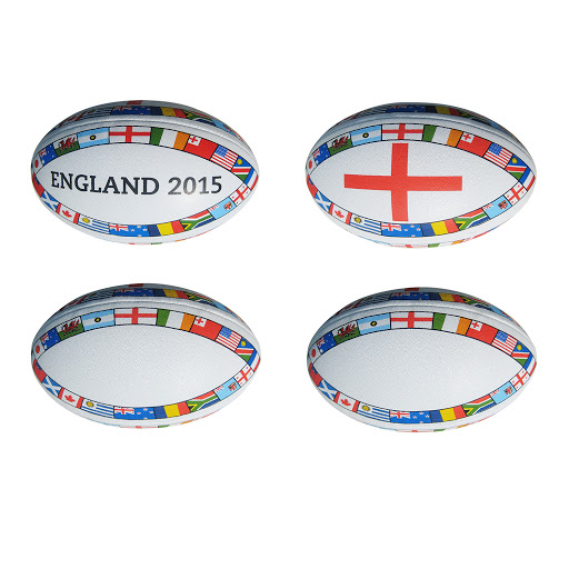 Promotional Printed Rugby Balls (Mini)