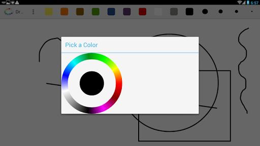 Drawing apps 2.1.6 screenshots 4