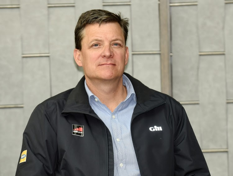 MTN CEO Rob Shuter. Picture: FREDDY MAVUNDA