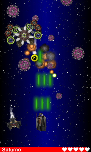 Spaceship Games - Alien Shooter  screenshots 4
