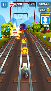 Download Subway Surfers Mod With Unlimited Coins/Keys free on android 2
