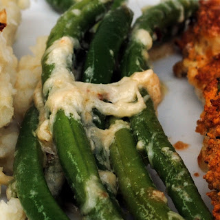 Jamie Oliver's Best Ever Green Beans.
