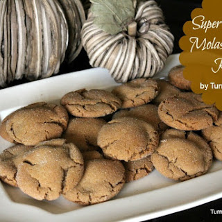 Molasses Cookie Family Recipe–Just In Time For Thanksgiving!