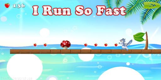 Squirrel Run-Jungle Adventure